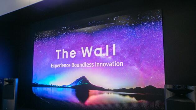 MicroLED-Fernseher: Samsung vergrößert TheWall auf 292Zoll