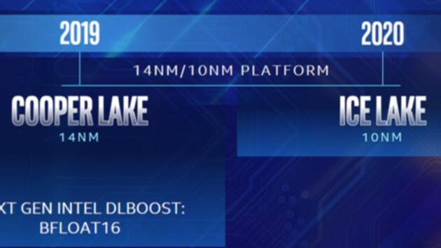 Intel Xeon: Cisco nennt PCIe 4 für Cooper Lake und Ice Lake