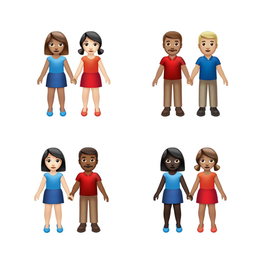 Neue Emoji für iOS, iPadOS, macOS und watchOS