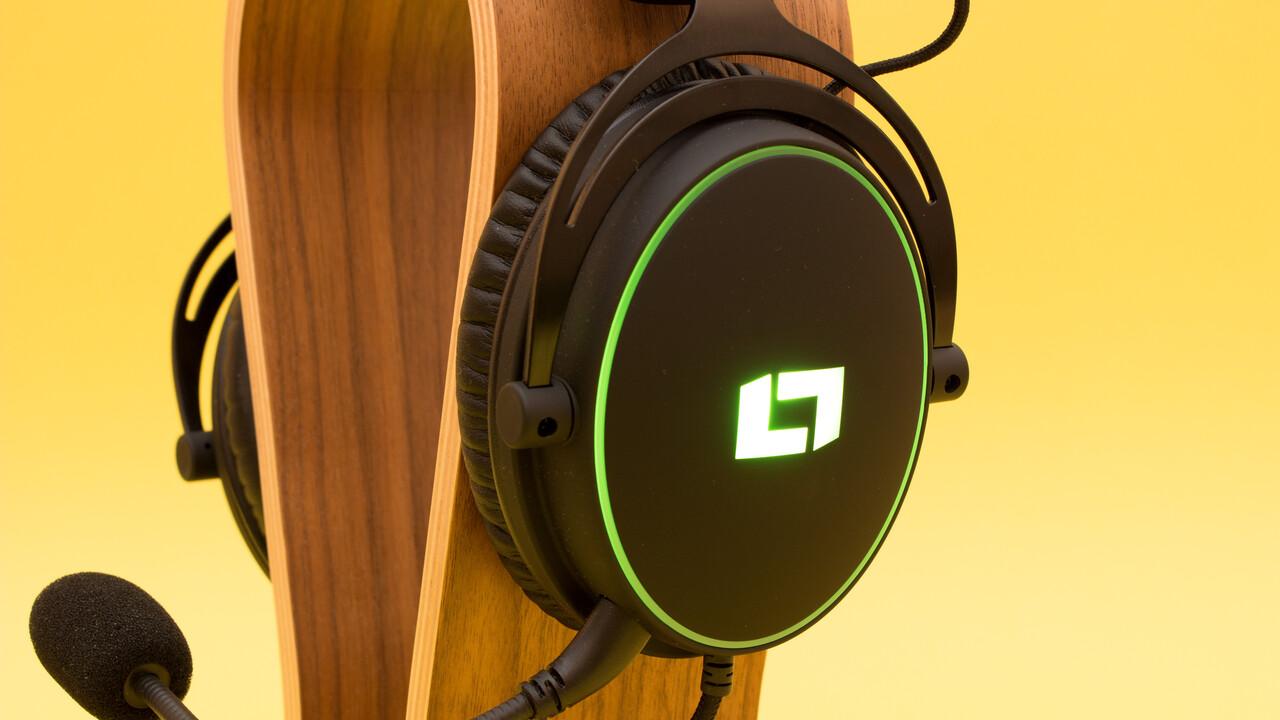 Lioncast LX55 (USB) im Test: Günstige Headsets punkten mit gutem Mikrofon