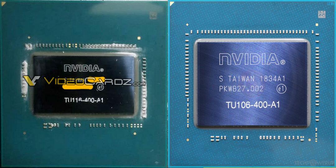 Die GTX 1660 Ti soll den TU116 nutzen