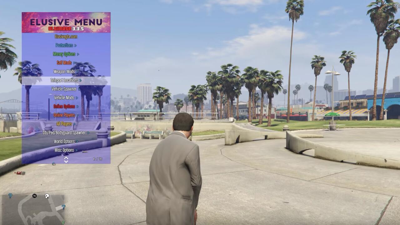 GTA V: Cheat-Tool-Entwickler muss 150.000 Dollar zahlen