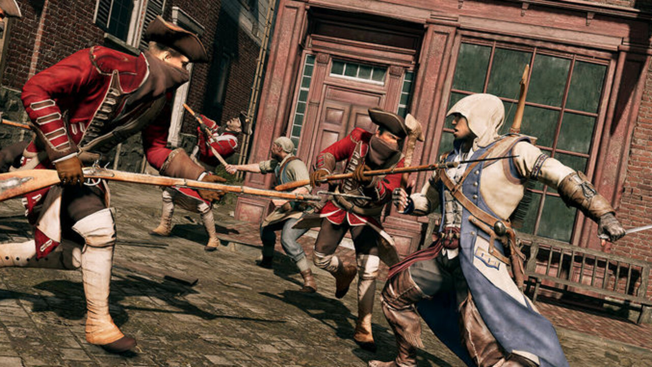 Assassin's Creed 3: Remaster erscheint am 29. März