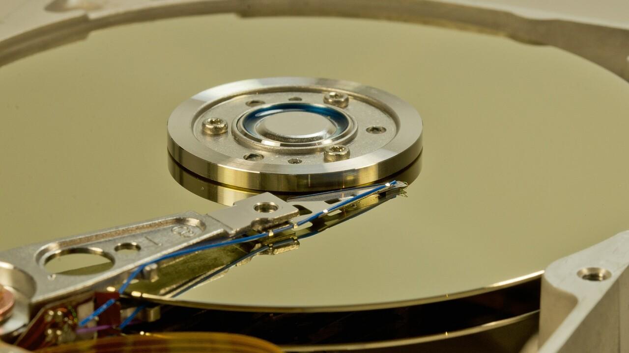 3 TB pro Platter: Seagate meldet neuen Rekord für Datendichte mit HAMR