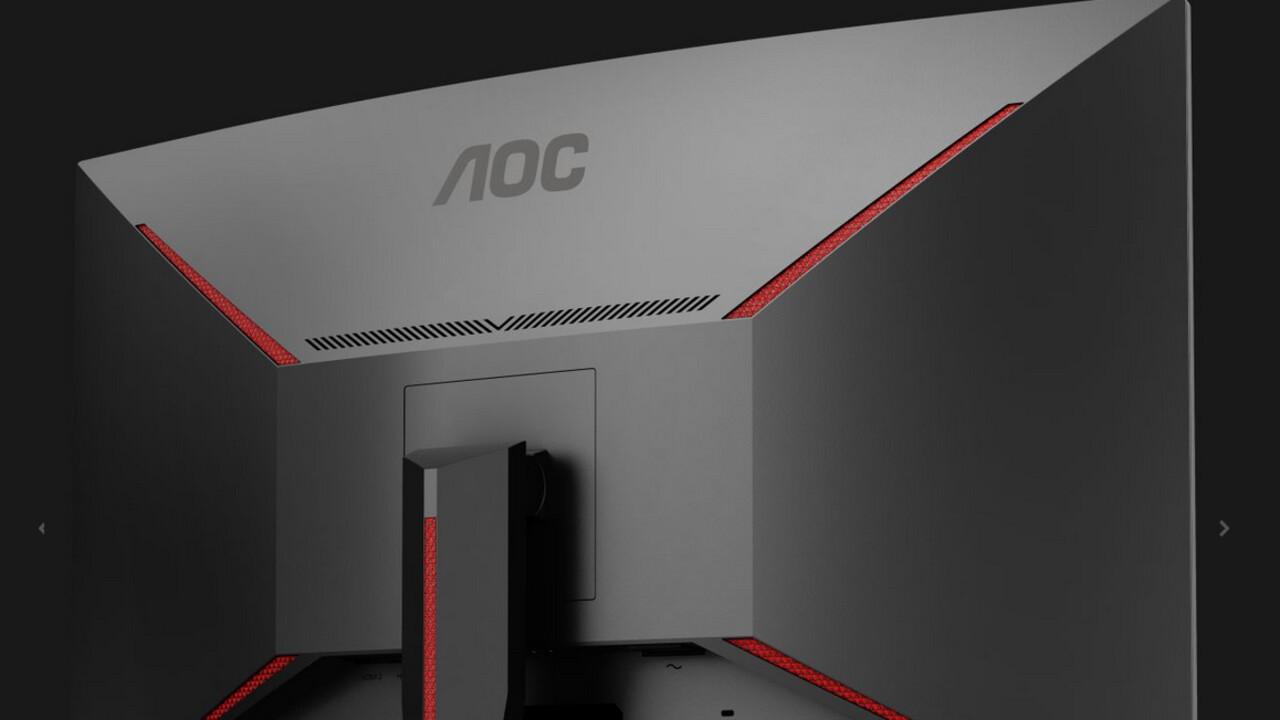 AOC CQ32G1: Neues Flaggschiff der G1-Serie setzt auf WQHD und 144 Hz