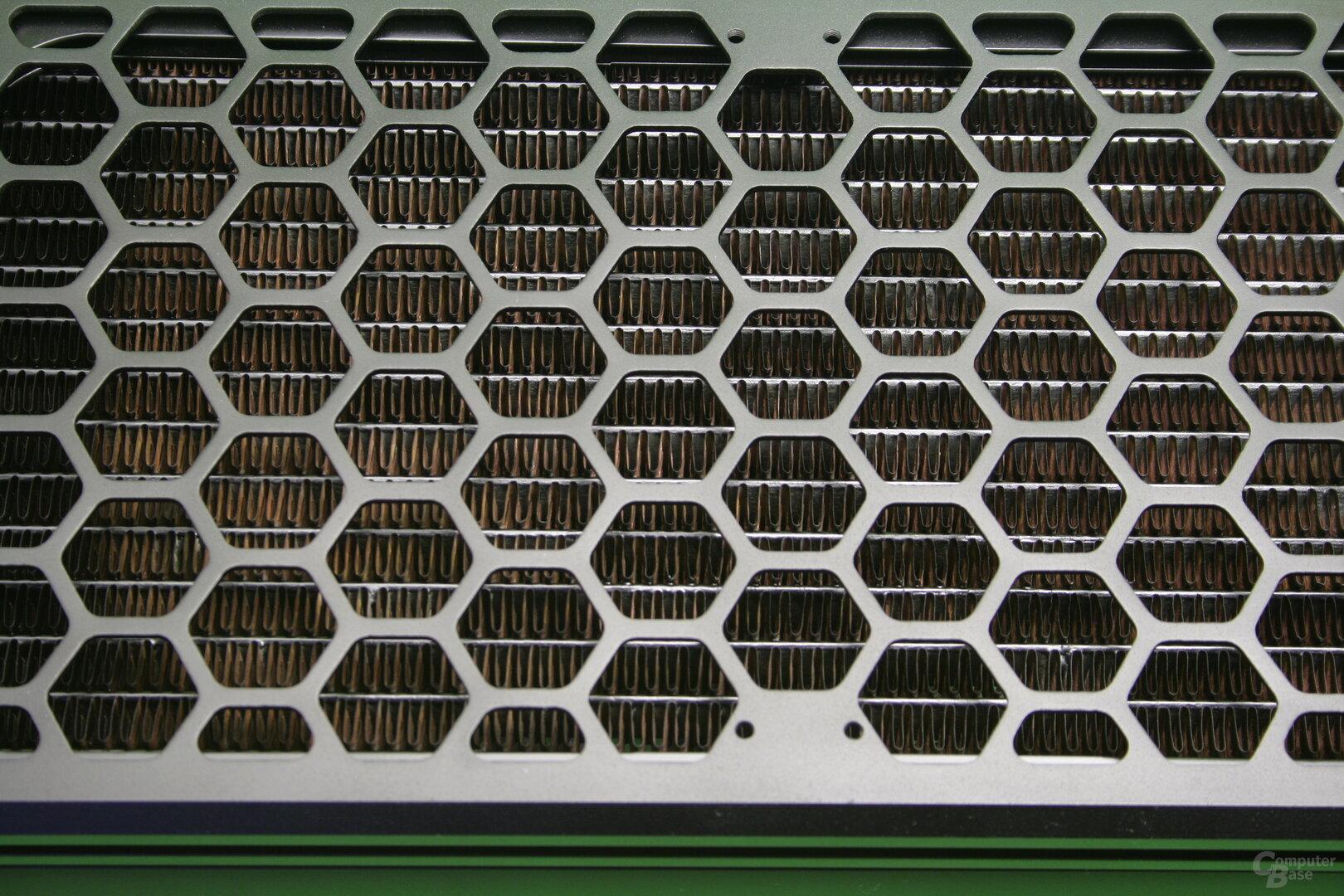 Alphacool Eisbaer Extreme: Detailansicht Radiator