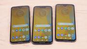Moto G7, G7 Plus und G7 Power im Test: Motorolas Akkumonster für 210Euro ist der Testsieger