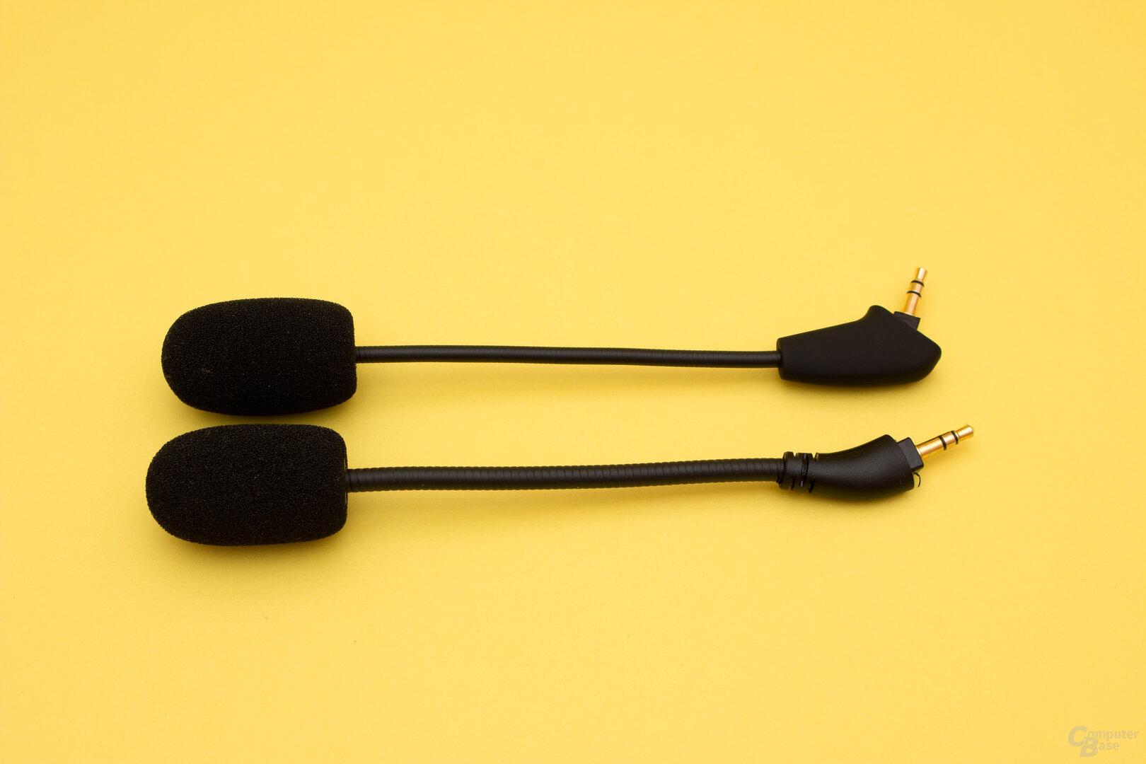 Mikrofonvergleich beim Lioncast-LX55 (USB)