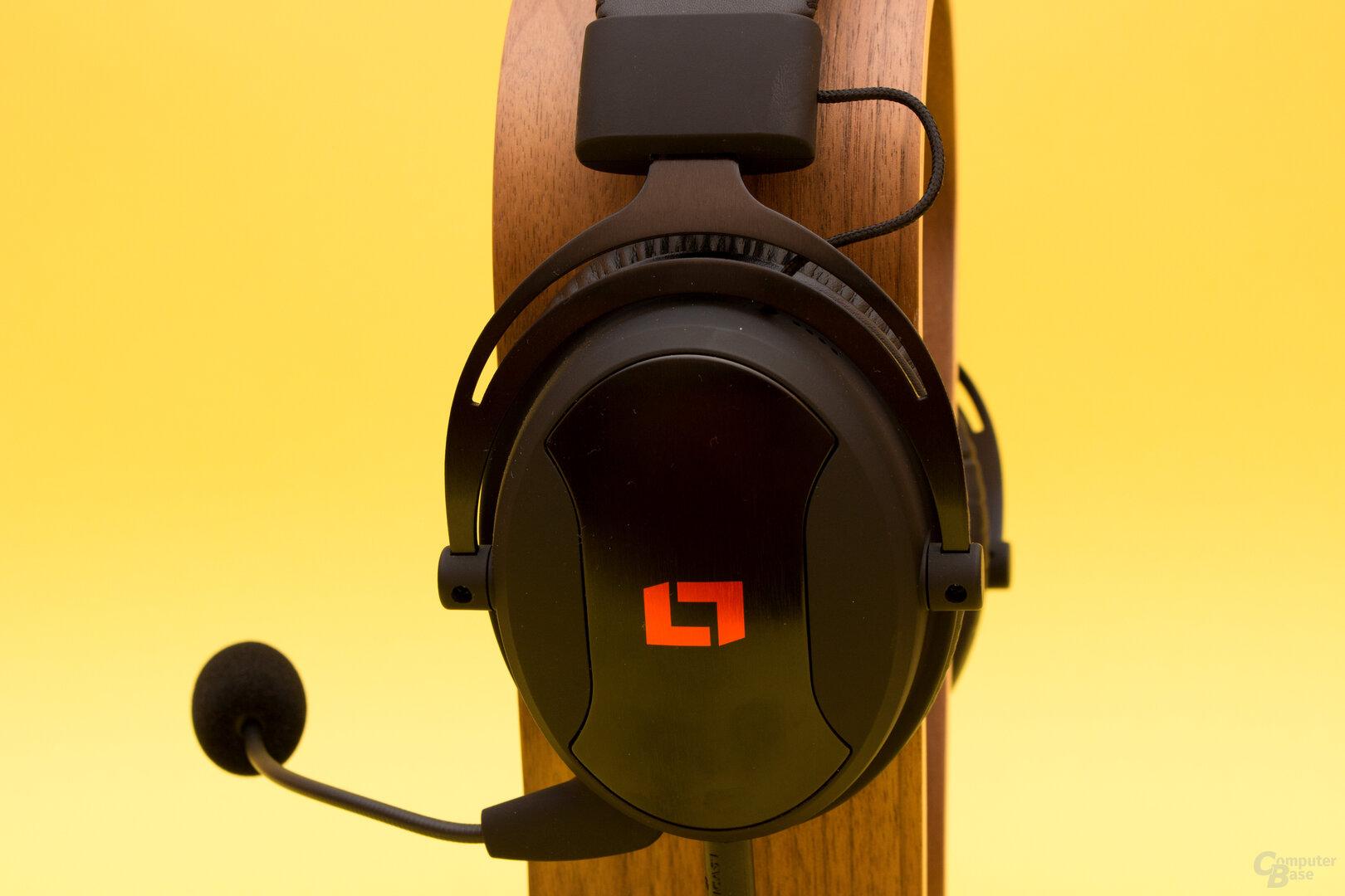 Gute Verarbeitung beim Lioncast LX55