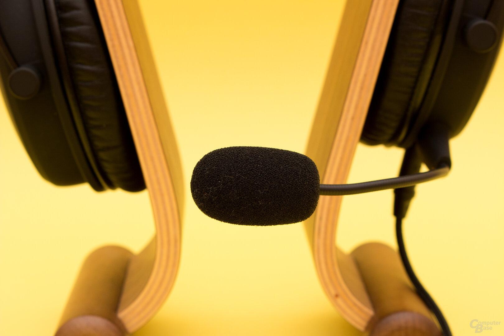 Auch das Lioncast LX55 besitzt ein gutes Mikrofon