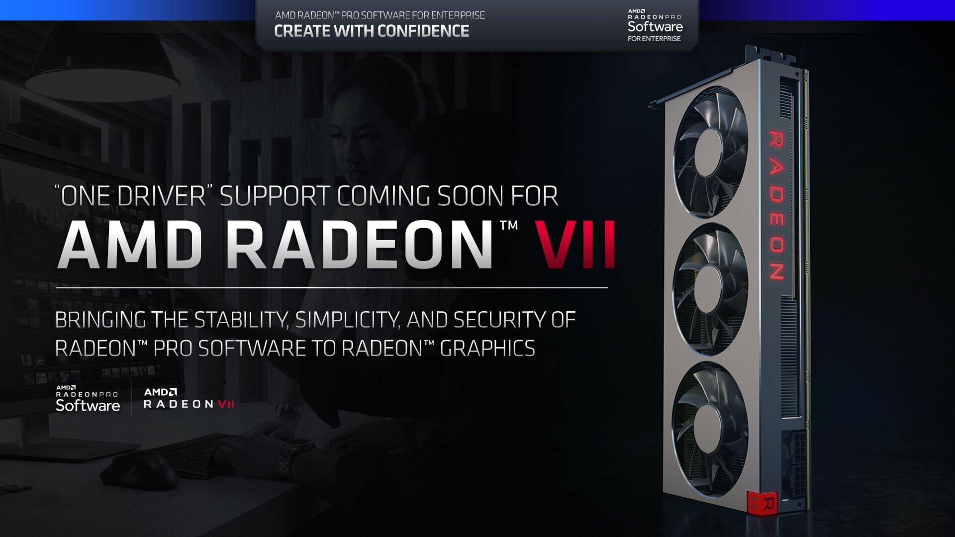 Radeon Pro Software Enterprise 19.Q1