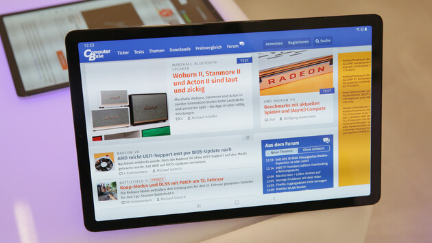 Panne: Samsung enthüllt verfrüht Galaxy S10