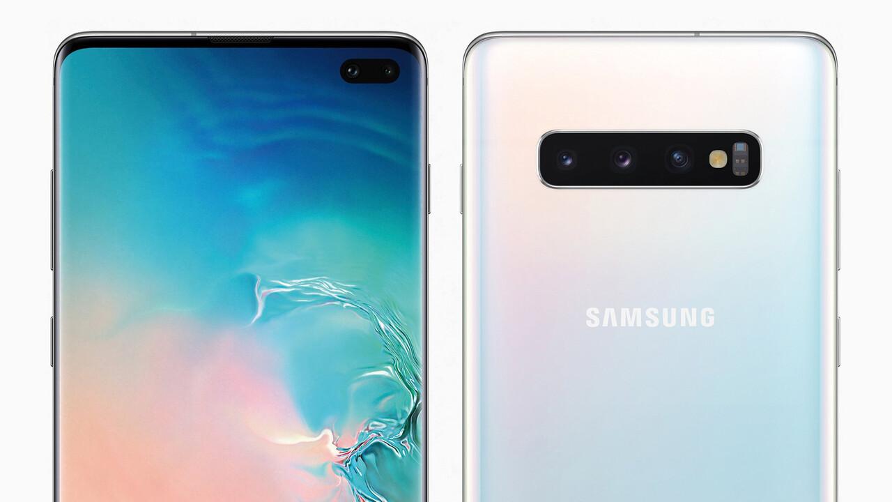 Samsung: Alle Spezifikationen des Galaxy S10, S10+ und S10e