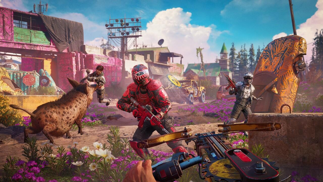 AMD-Grafiktreiber-Download: Adrenalin 19.2.2 für Far Cry, Metro und Civilization VI