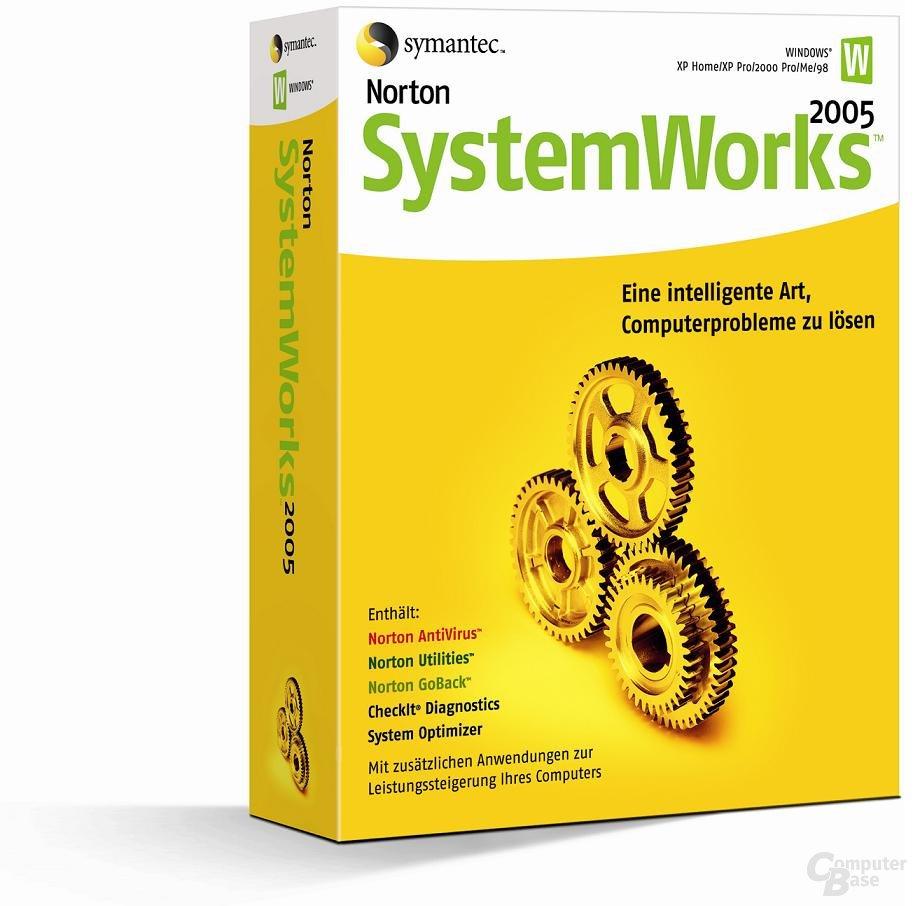 Norton Systemwork 2005
