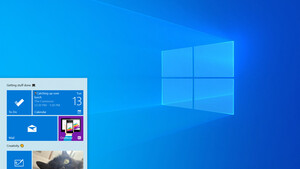 Windows 10: 20H1 bildet die Basis der Insider Preview Build 18836