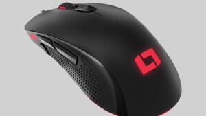 Lioncast LM60: Neue High-End-Maus nutzt Pixarts PMW-3389