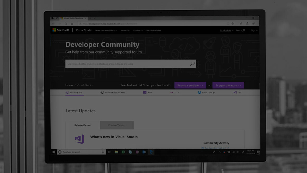 Visual Studio 2019: Microsofts neue IDE erscheint am 2. April