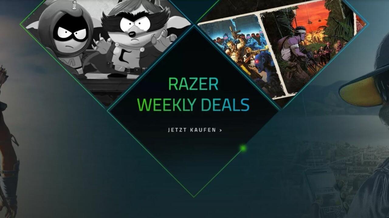 Razer Game Store: Spiele-Shop überlebt kein Jahr und schließt