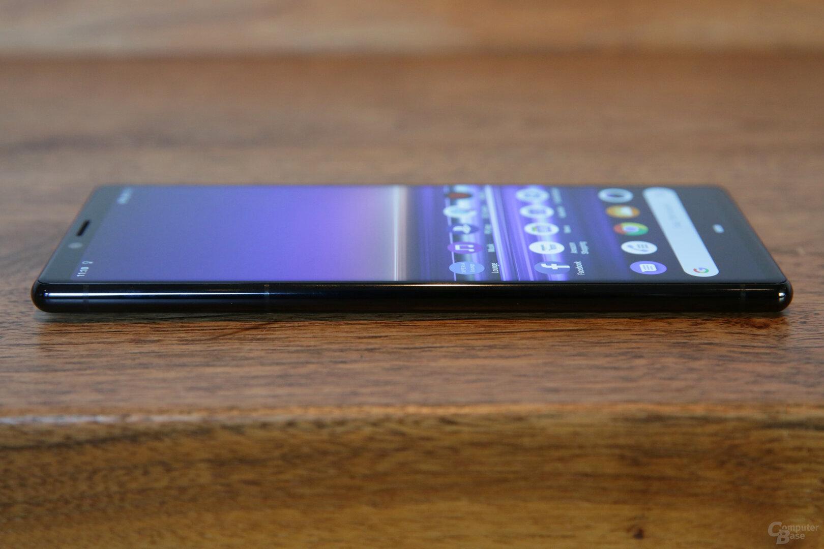 Das Sony Xperia 1 kommt im 21:9-Format
