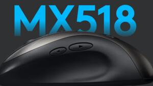 Logitech MX518: Neuauflage ab heute auch in Deutschland erhältlich