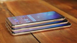 Galaxy S10, S10+, S10e Hands-On: Samsung deckt von klein bis groß den High-End-Bereich ab