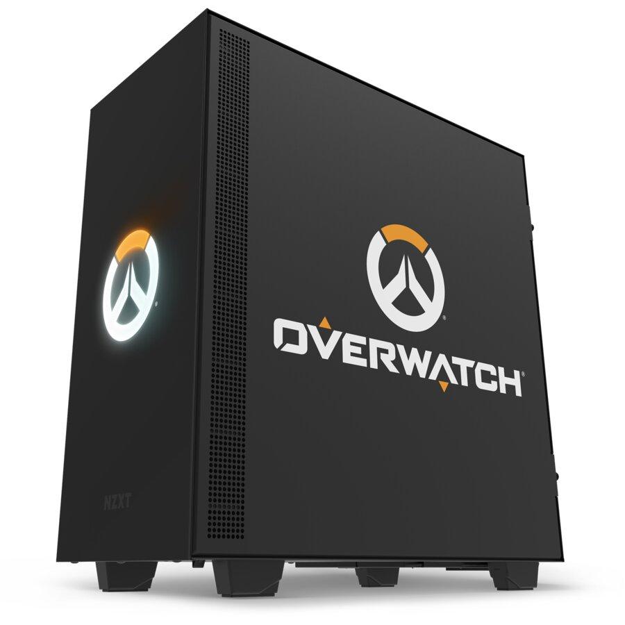 NZXT H500 Overwatch