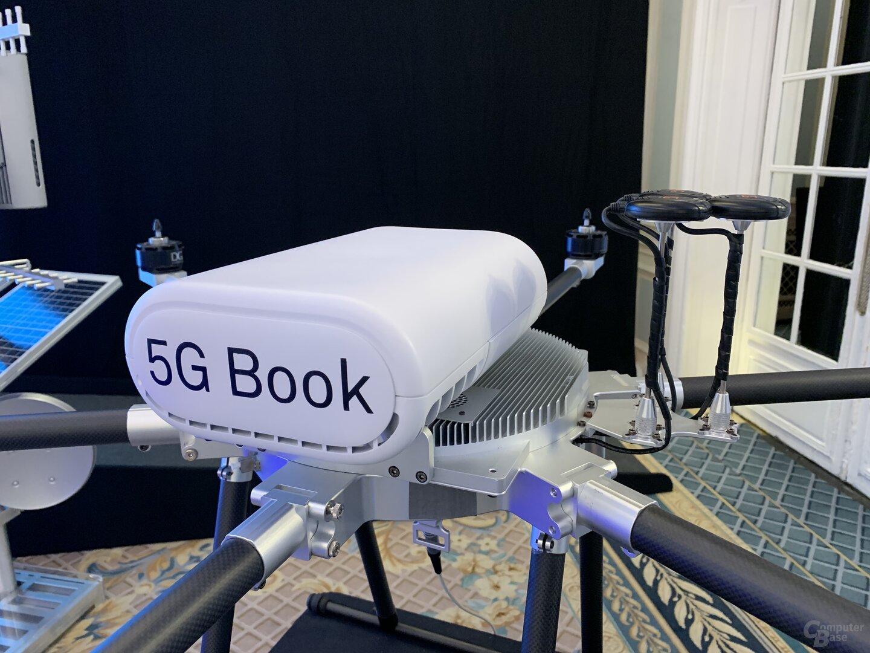 5G Book auf der 5G SkySite