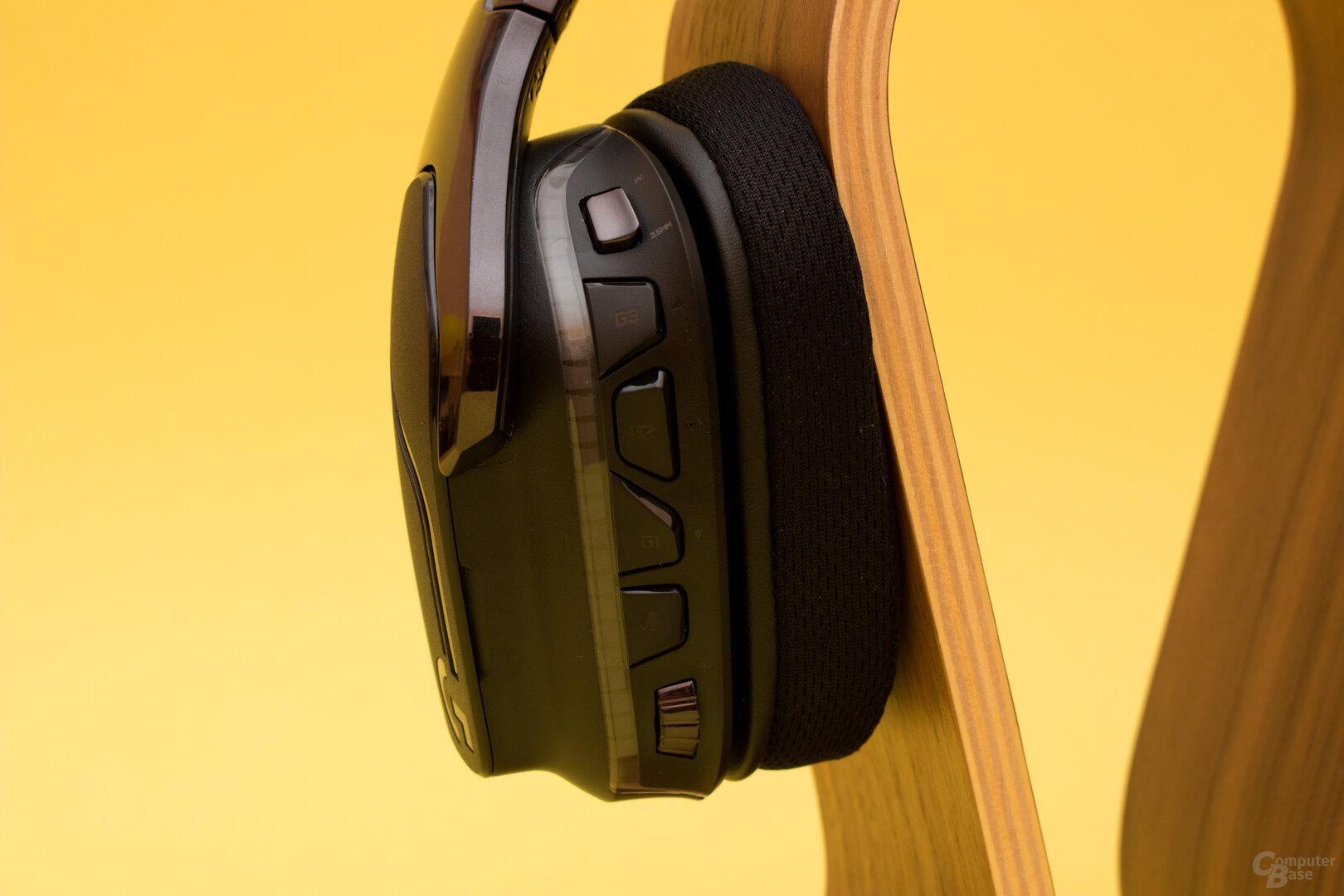 Beide Headsets sind stabil gefertigt