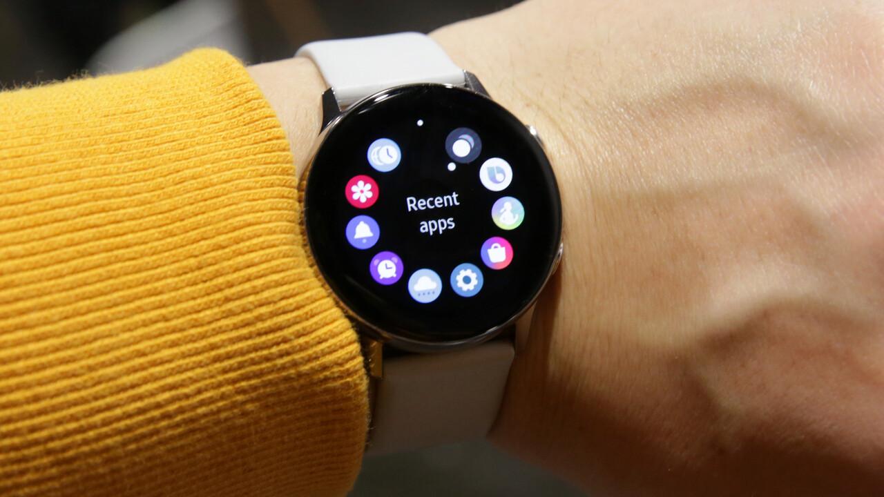 Samsung-Wearables: Galaxy Watch Active, Galaxy Fit und Galaxy Buds angekündigt