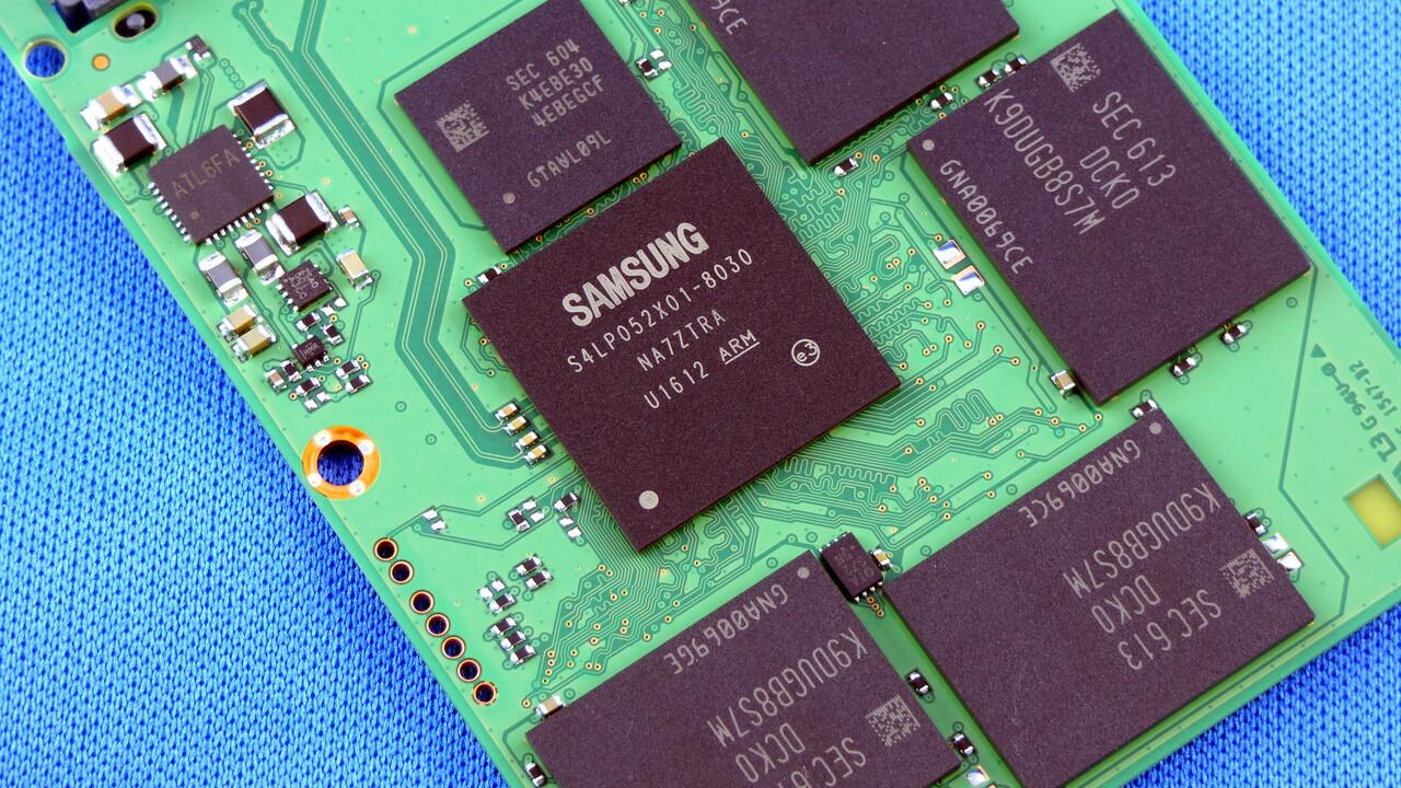 NAND-Hersteller: Samsung hat deutlich an Marktanteil verloren