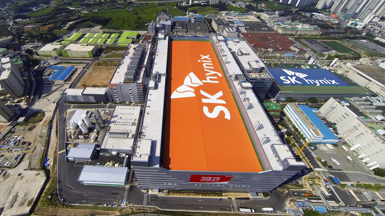 Kapazitätserweiterung: SK Hynix plant vier neue Fabriken für 107 Mrd. USD