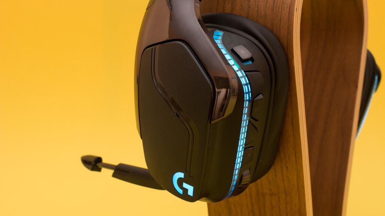 Logitech G935 & G635 im Test: Solider Klang trifft auf schlechtes Mikrofon