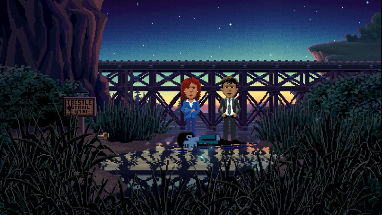Gratisspiel: Epic Games verschenkt Thimbleweed Park