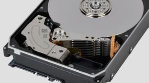 Showa Denko: SDK liefert 2-TB-Platter für Toshibas MAMR-Festplatten