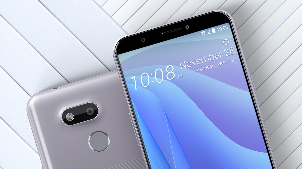 HTC Desire 12s: Günstiges Smartphone kommt nach Deutschland