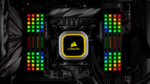 Dominator Platinum RGB: Corsairs Flaggschiff-RAM leuchtet nun bunt