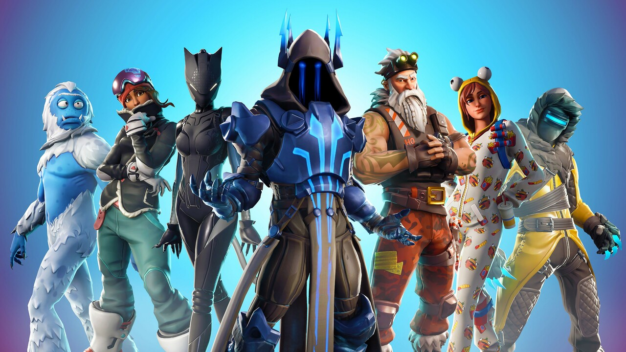 Videospiele-Markt: Umsatz mit Fortnite hat sich im Januar halbiert