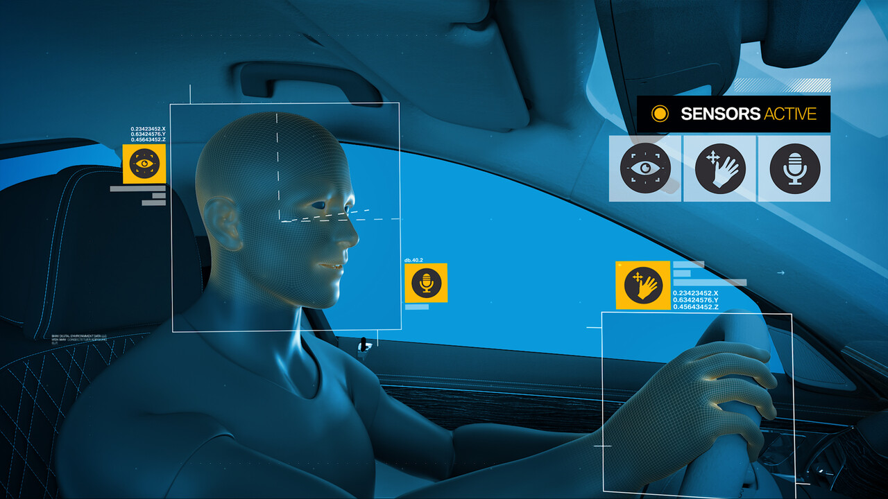 BMW: Neues Bedienkonzept mit Blick, Gesten und Sprache