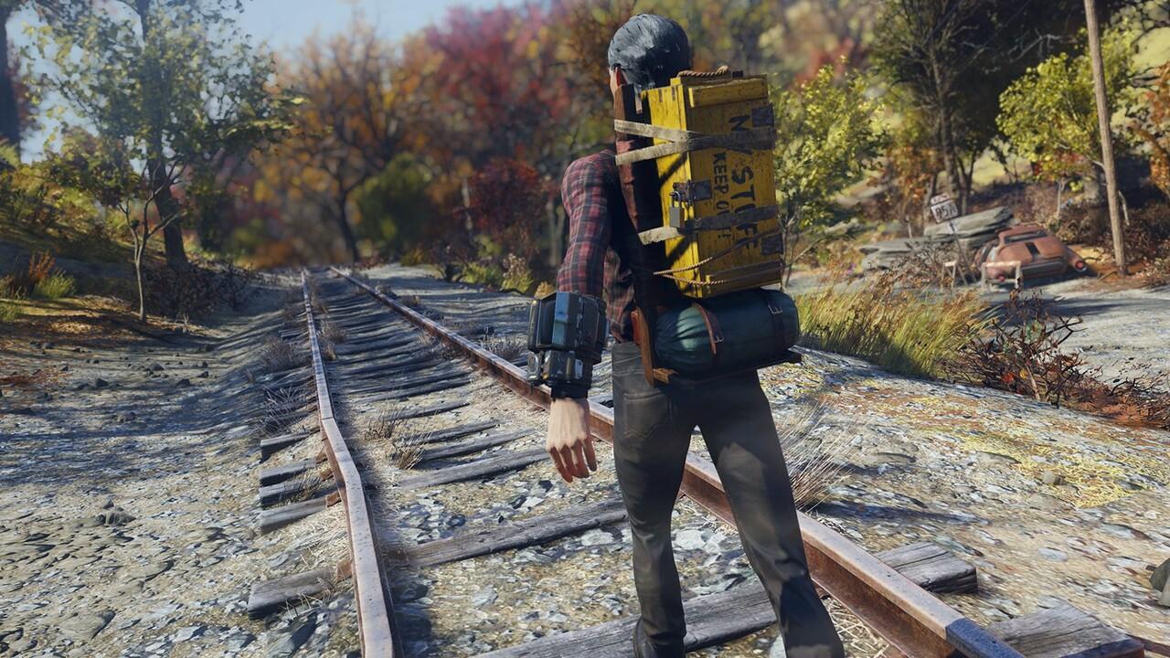 Roadmap für Fallout 76: Bethesda hat große Pläne für 2019