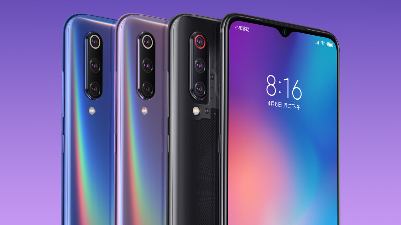 Smartphone: Xiaomi bringt Mi 9 für 450Euro nach Europa