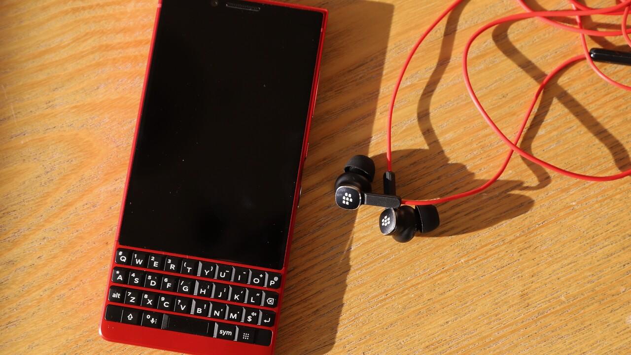 BlackBerry Key2: Red Edition mit Alu statt Kunststoff kostet 779 Euro
