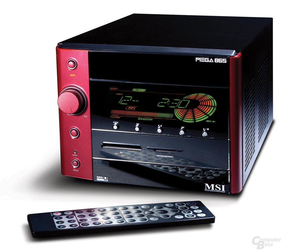 MSI MEGA 865
