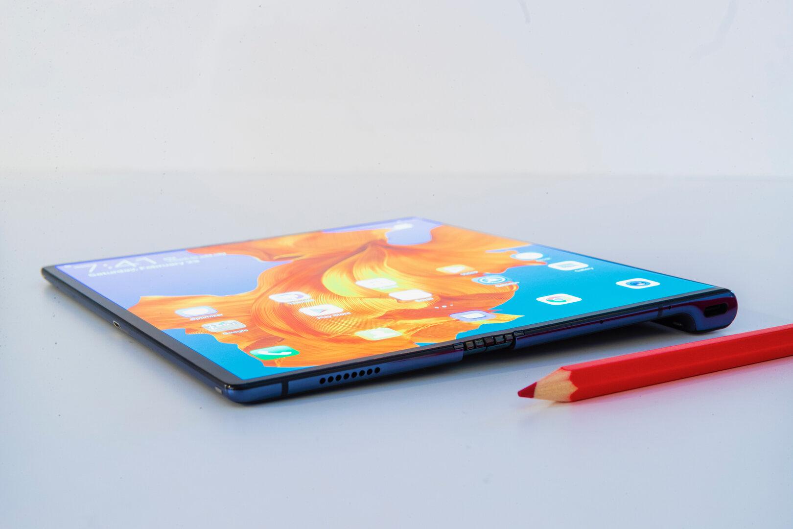 Das Huawei Mate X