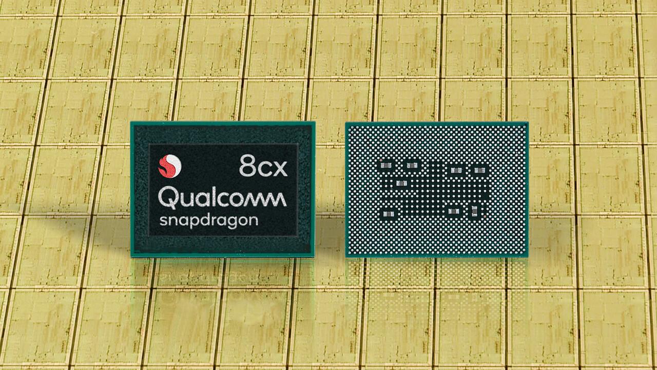 5G fürs Notebook: Qualcomm paart Snapdragon 8cx mit Snapdragon X55