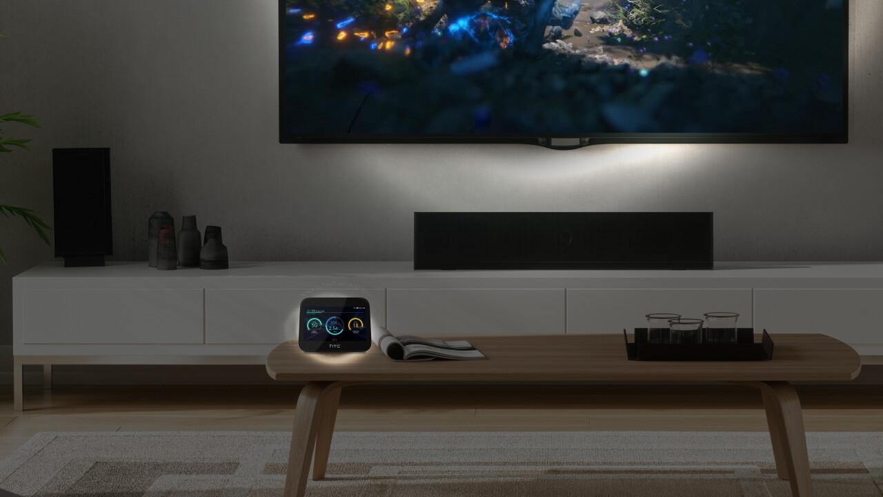 HTC 5G Hub: Snapdragon X50 und Wi-Fi 6 im Tablet-Hotspot-Hybrid