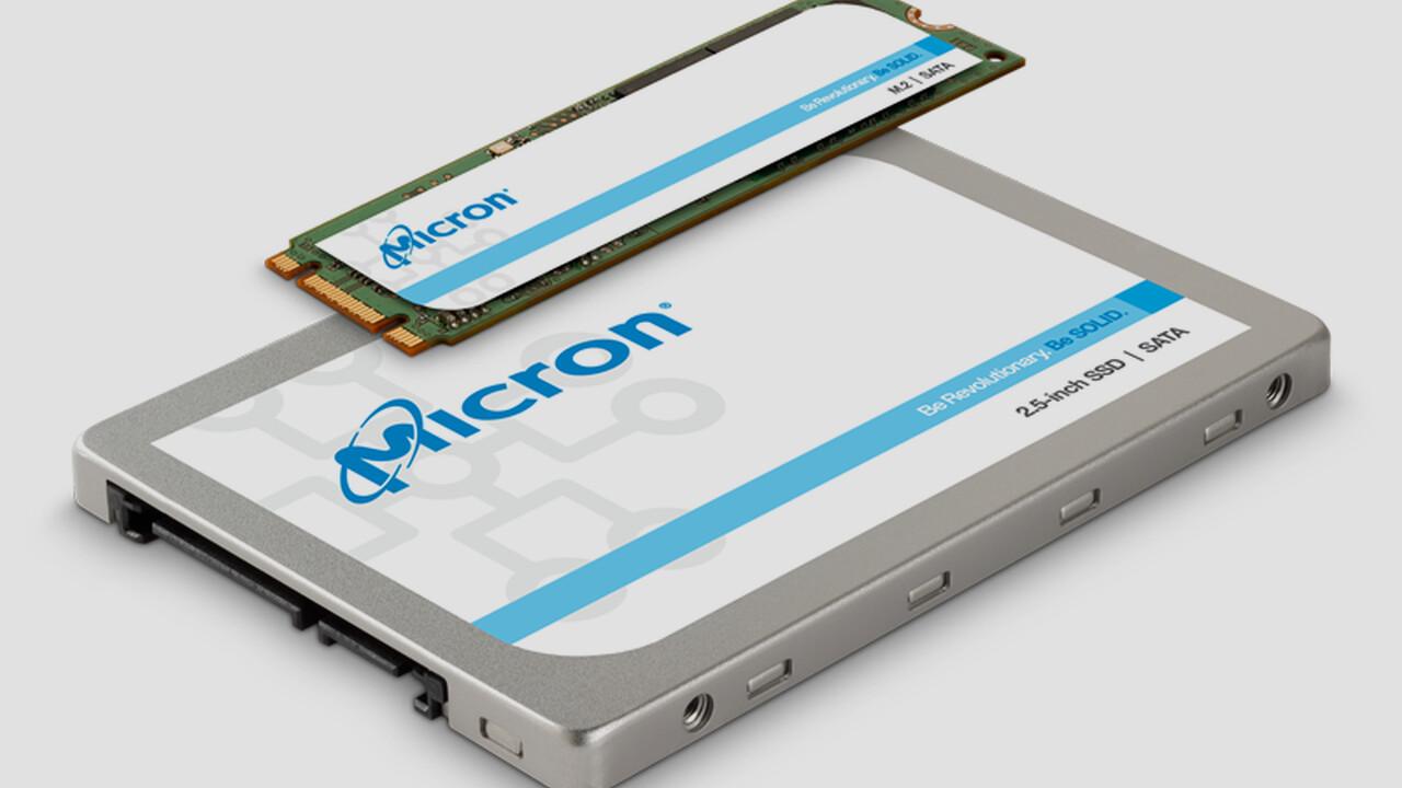 Micron 1300: Client-SSDs mit neuem 3D‑NAND aufgefrischt