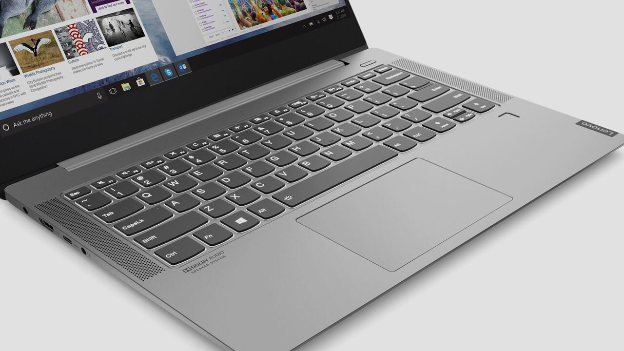 IdeaPad C340, S340, S540: Lenovo-Notebooks mit Ryzen 3000 oder Whiskey Lake