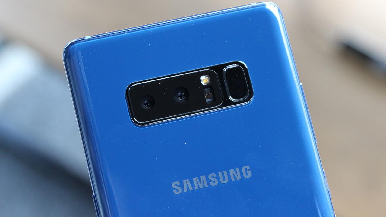 Update: Samsung Galaxy Note 8 erhält Android 9