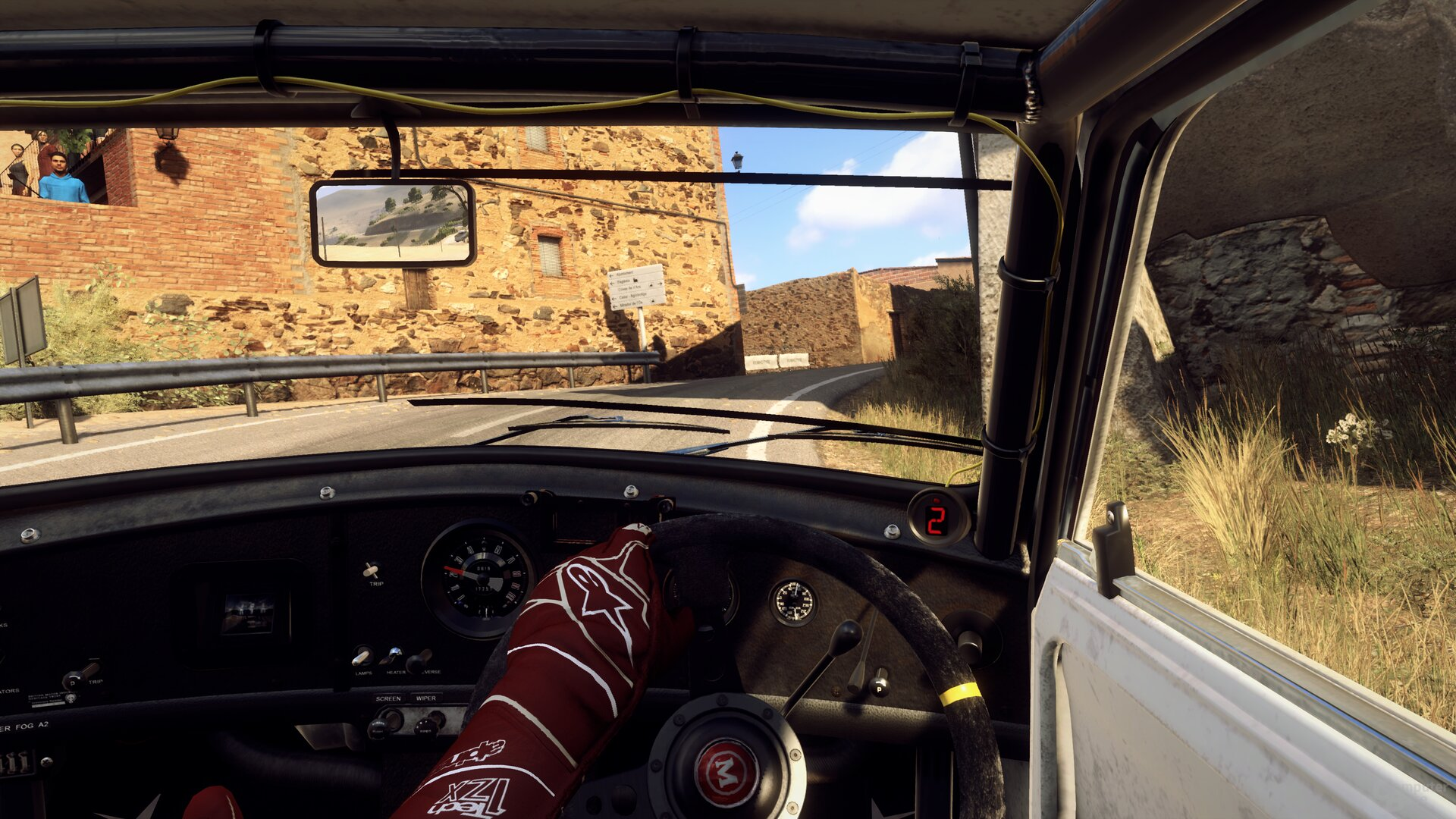 Dirt Rally 2.0 im Technik-Test
